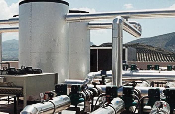 enfriadoras de agua servicios