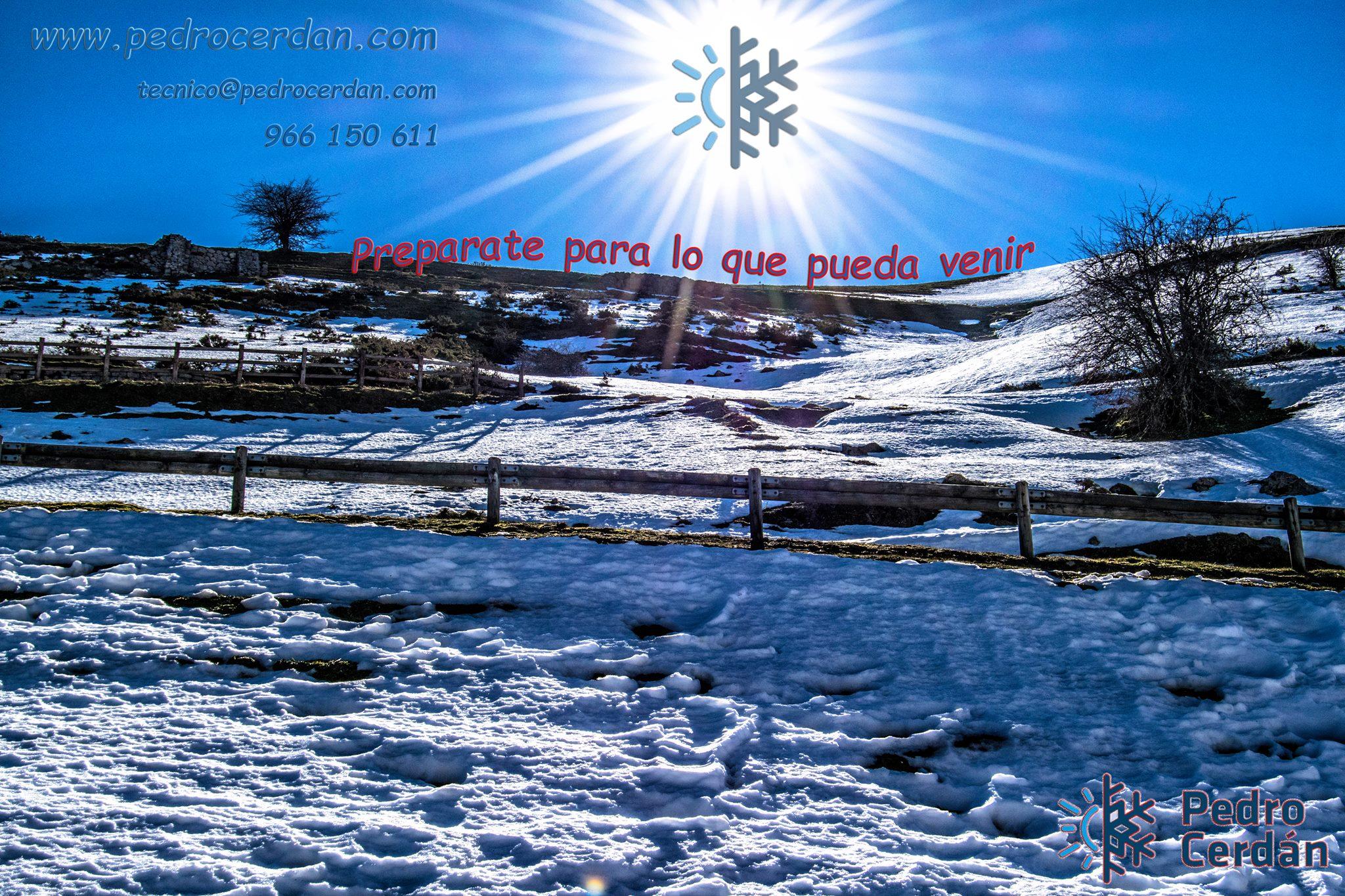 climatizacion invierno